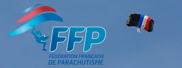 Habilitation pour la Fédération Française de Parachutisme